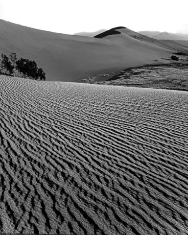 Textured Death Valley